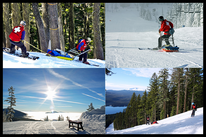 Willamette Pass Ski Patrol