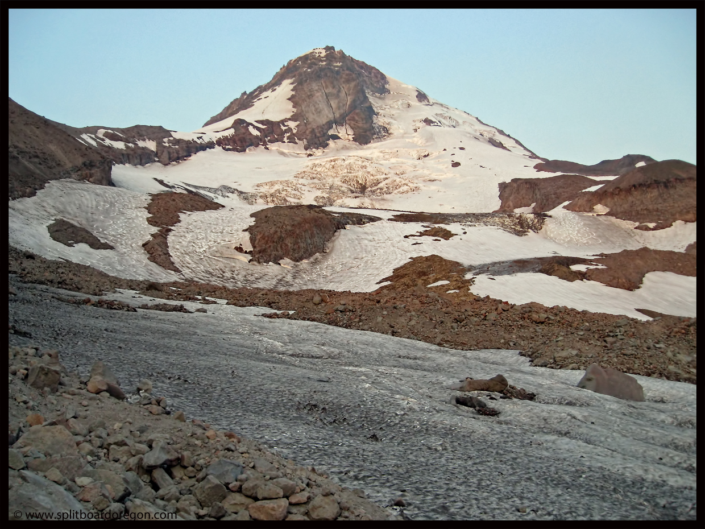 Eliot Glacier & Snowdome