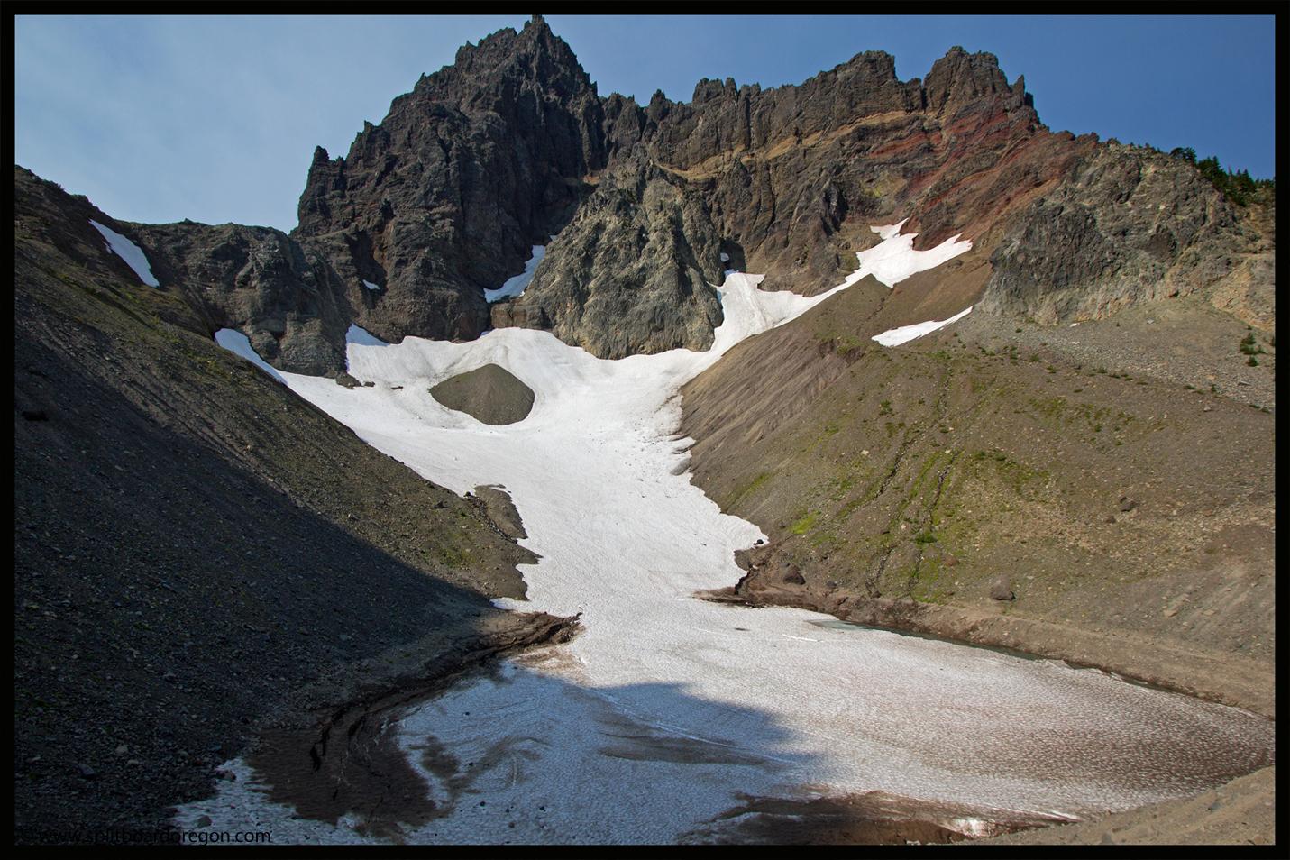 Jack Glacier, August 19, 2012