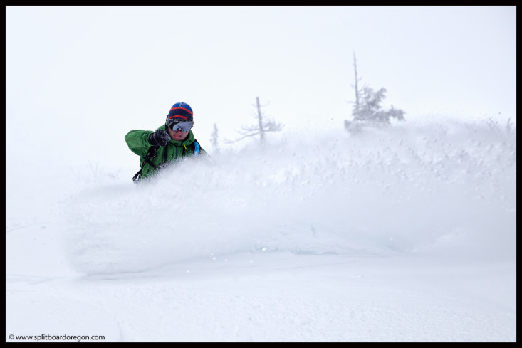 Getting some pow