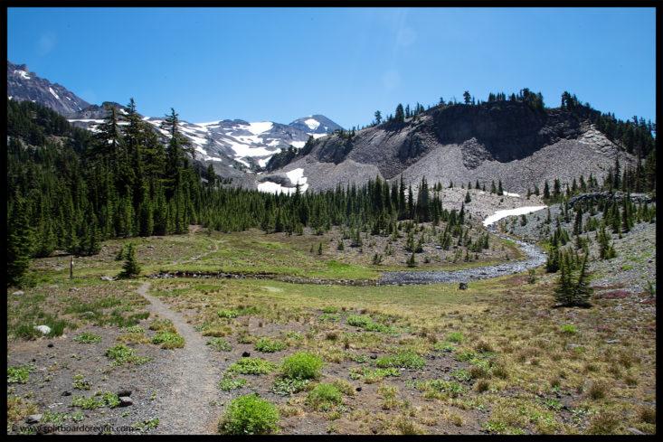 Glacier View Trail