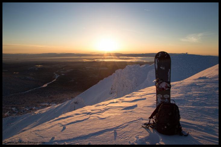 Central Oregon Sunrise